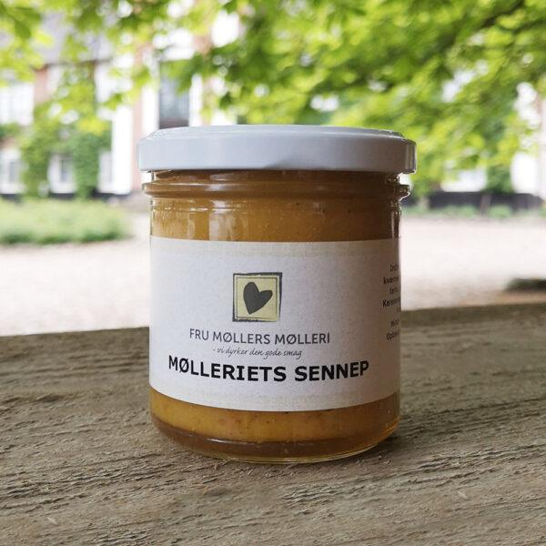 Fru Møllers Mølleri sennep